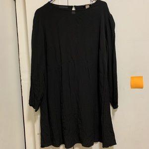 H&M Short Black Dress 18